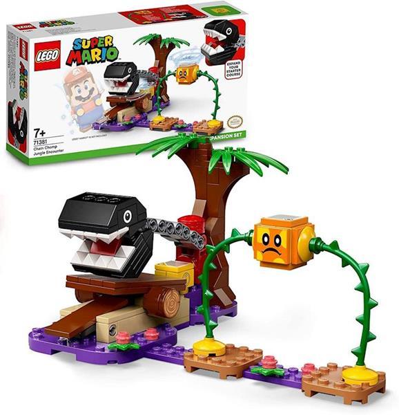 Imagen de Lego Super Mario Batalla En La Jungla