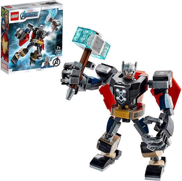 Imagen de Lego Vengadores Thor Armadura Robótica