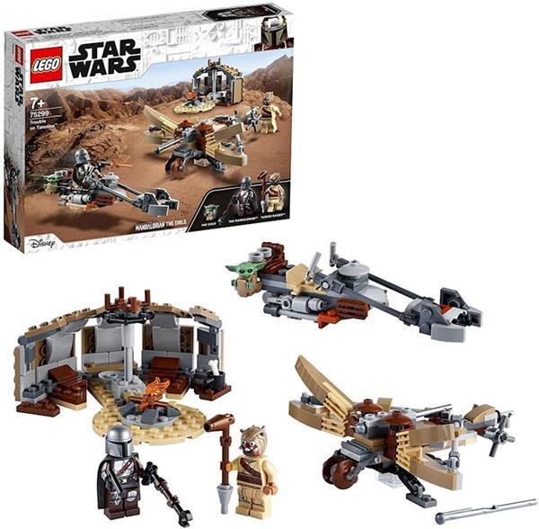 Imagen de Problemas en Tatooine Lego Star Wars