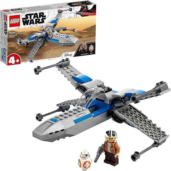 Imagen de Ala-X de la Resistencia Lego Star Wars