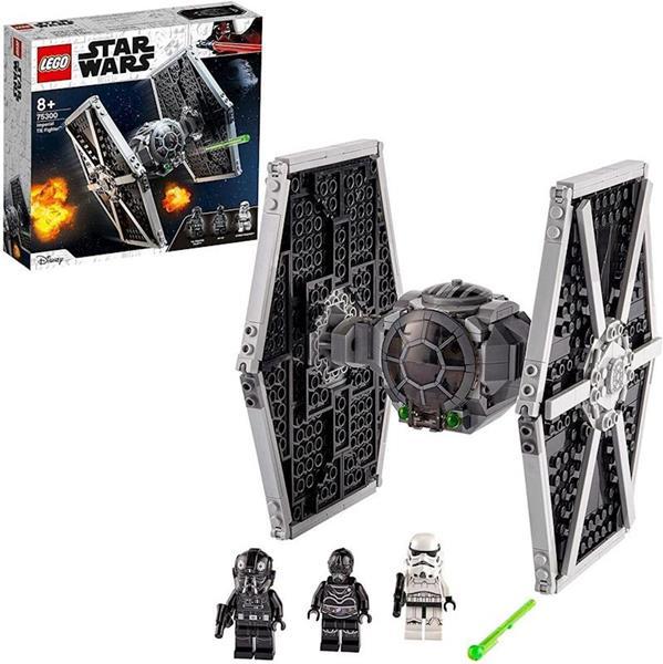 Imagen de Caza TIE Imperial Lego Star Wars