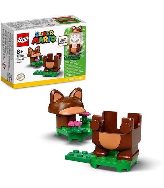 Imagen de Lego Super Mario Potenciador Tanuki