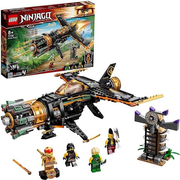 Imagen de Destructor de Roca Lego Ninjago