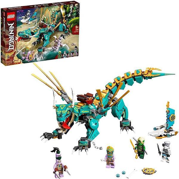 Imagen de Dragón de la Jungla Lego Ninjago