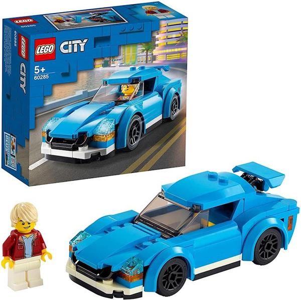 Imagen de Deportivo Lego City Great Vehicles