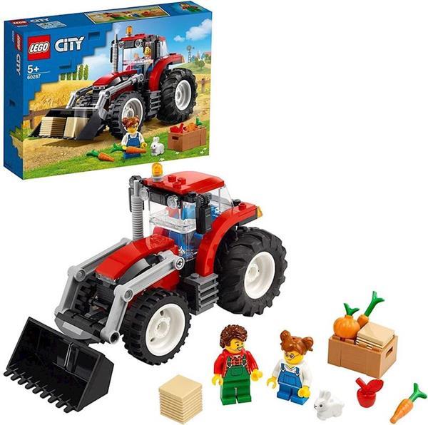 Imagen de Tractor Lego City