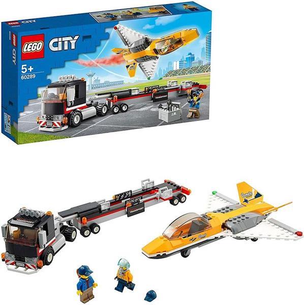 Imagen de Camión de Transporte del Reactor Acrobático Lego City