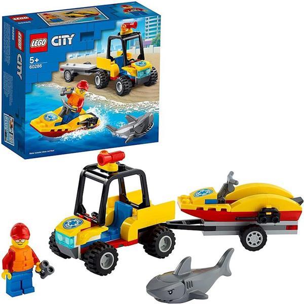 Imagen de Quad de Rescate Costero Lego City