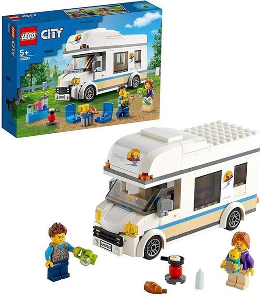 Imagen de Autocaravana de Vacaciones Lego City