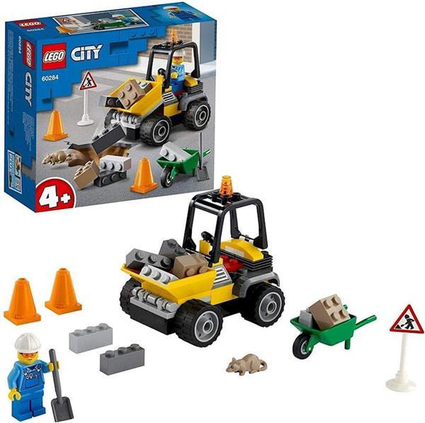 Imagen de Vehículo de Obras en Carretera Lego City