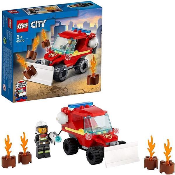 Imagen de Furgoneta de Asistencia de Bomberos  Lego City