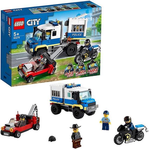 Imagen de Transporte de Prisioneros de Policía Lego City