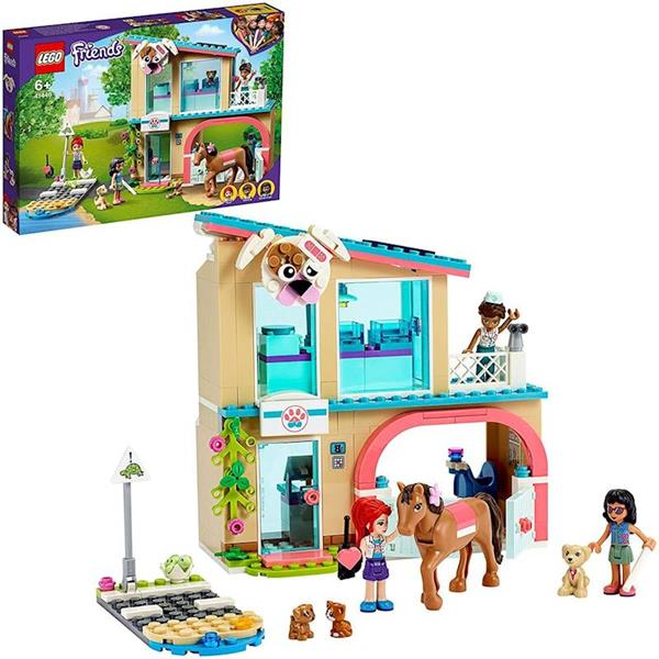 Imagen de Clinica Veterinaria De Heartlake City Lego Friends