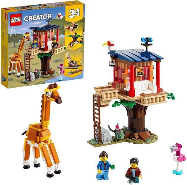 Imagen de Casa del Árbol en la Sabana Lego Creator