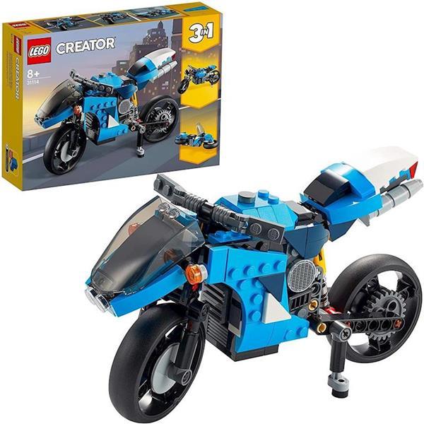 Imagen de Supermoto Lego Creator