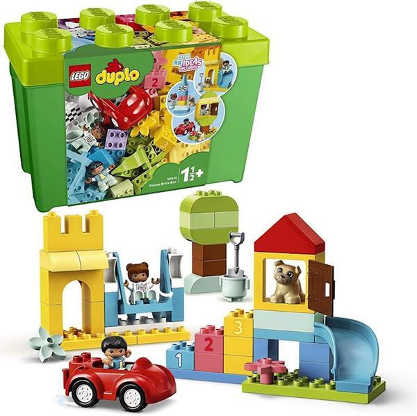 Imagen de Caja de Ladrillos Deluxe Lego