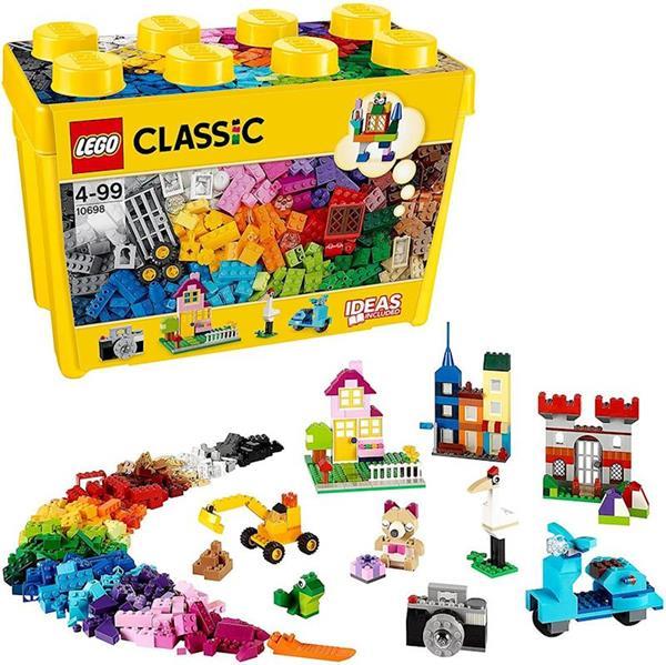 Imagen de Lego Caja de Ladrillos Creativos Grande