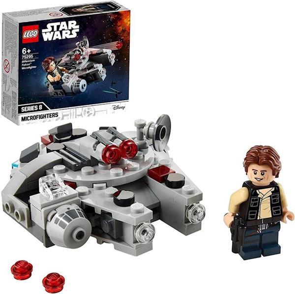Imagen de Lego Star Wars Microfighter Halcón Milenario