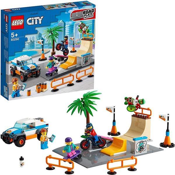 Imagen de Pista de Skate Lego City