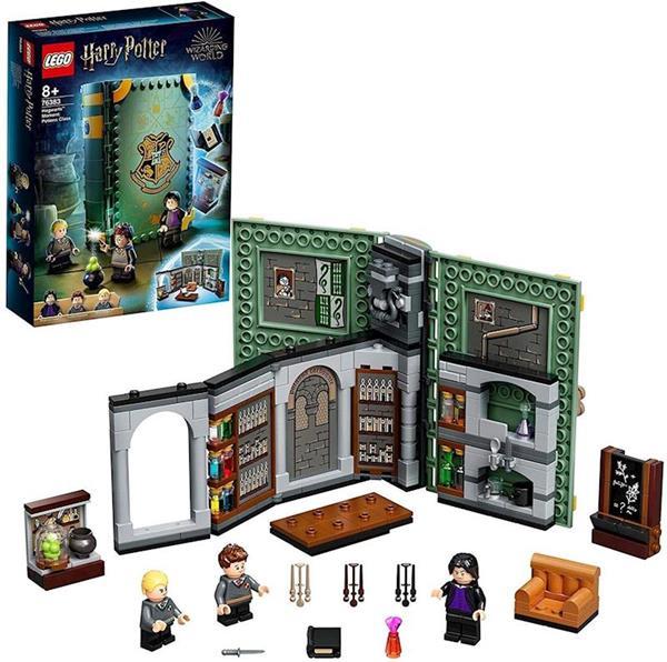 Imagen de Lego Harry Potter Clase De Pociones