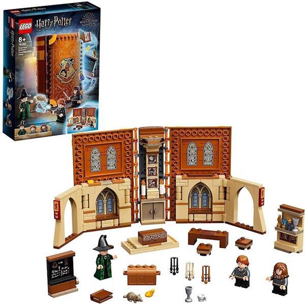 Imagen de Lego Harry Potter Clase De Transfiguración