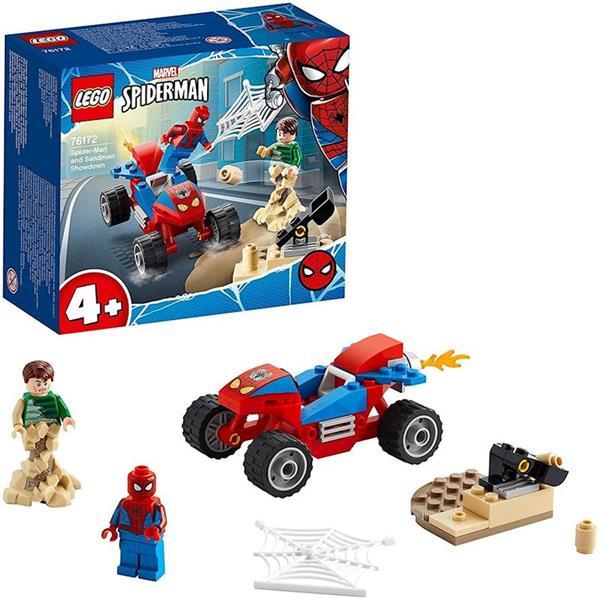 Imagen de Lego Marvel Spiderman Contra Sandman