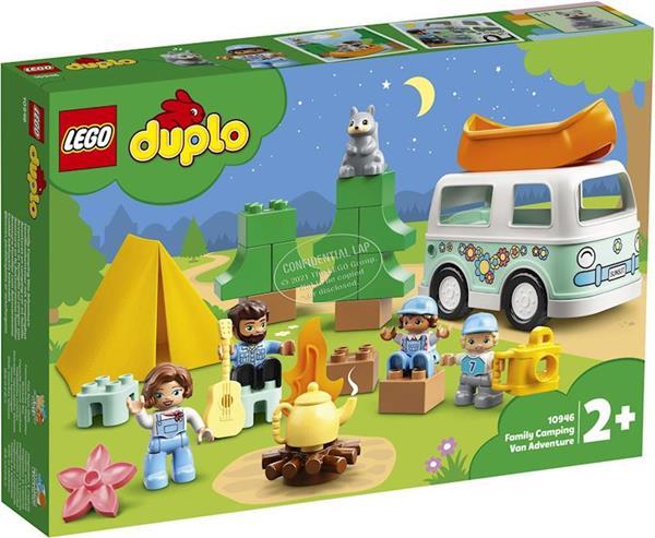 Imagen de Lego Duplo Autocaravana Familiar