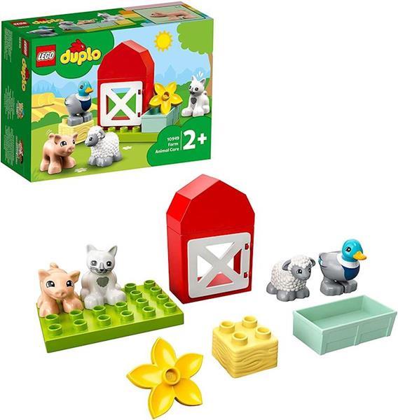 Imagen de Granja Y Animales Lego Duplo