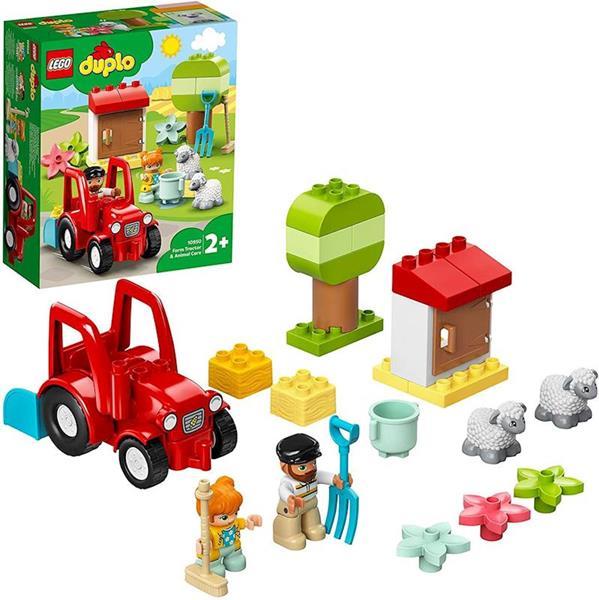 Imagen de Lego Duplo Tractor De Granja