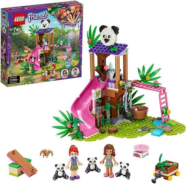 Imagen de Lego Friends Casa Del Árbol En La Jungla