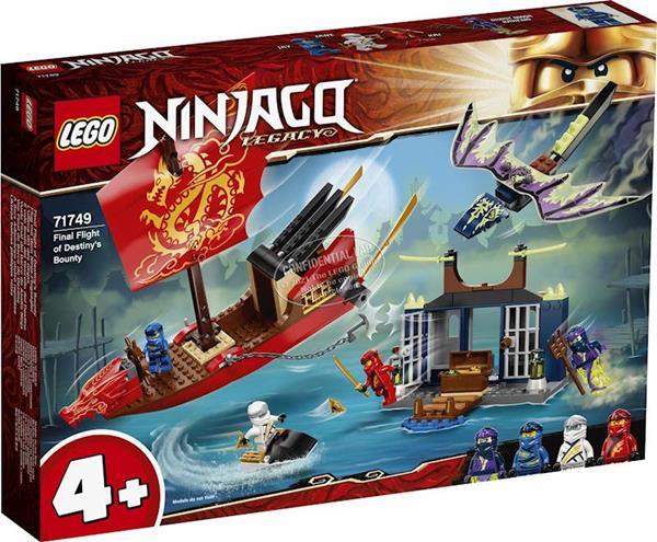Imagen de Lego Ninjago Barco Asalto Ninja