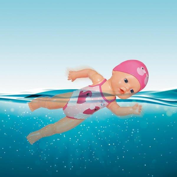 Imagen de Muñeca Nadadora Baby Born