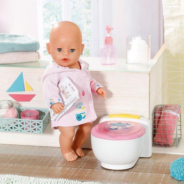 Imagen de Orinal Baño Poo Poo Con Sonido Baby Born