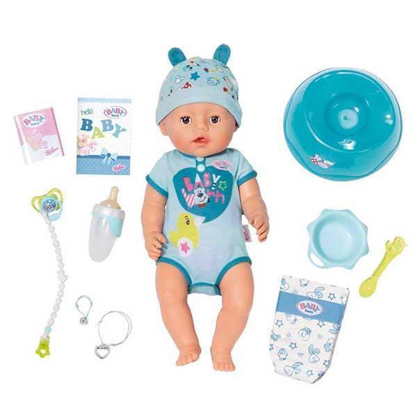 Imagen de Muñeco Baby Born Interactivo