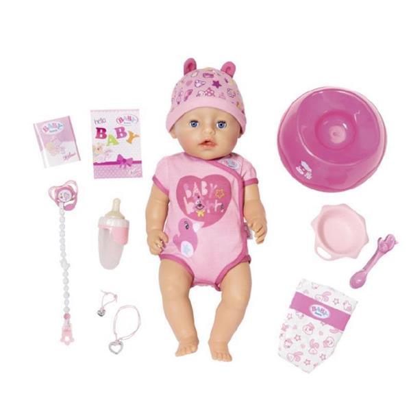 Imagen de Muñeca Baby Born Interactivo 43 Cm