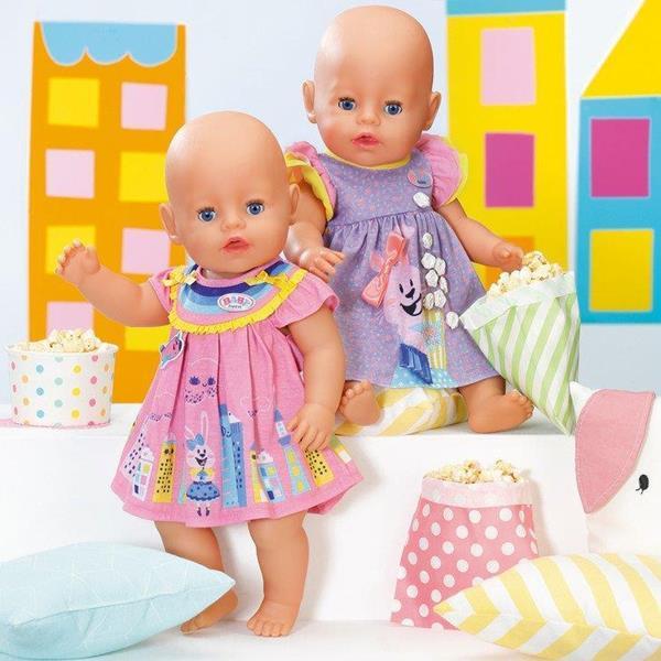 Imagen de Vestidos Baby Born 43 Cm