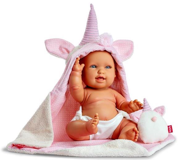 Imagen de Muñeca Andrea Baby Unicornio