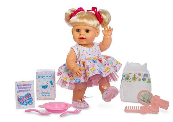 Imagen de Muñeca Baby Susú Sister