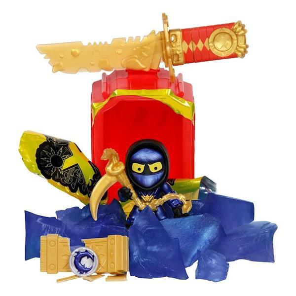 Imagen de Figura Treasure X Ninja