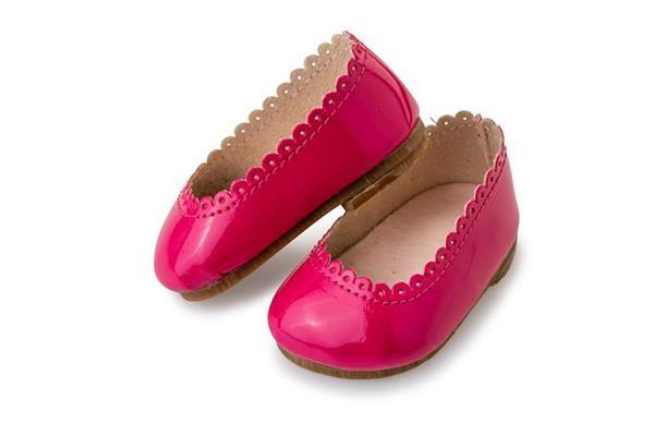 Imagen de Zapatos Manoletina Rosa Baby Susú