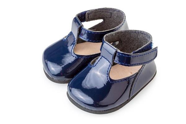 Imagen de Zapatos Azules Con Velcro Baby Susú