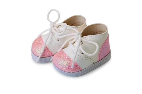 Imagen de Zapatos Rosa Con Cordón Baby Susú