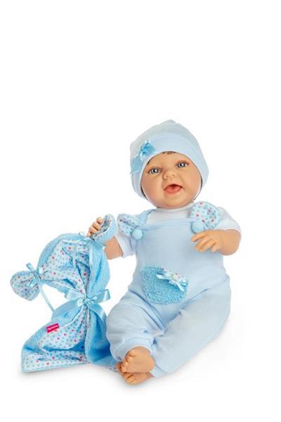 Imagen de Muñeco Baby Sweet Peto Azul
