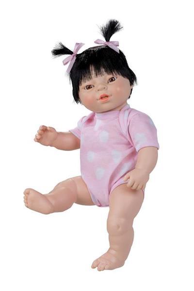 Imagen de Muñeca Asiática Newborn 38 Cm