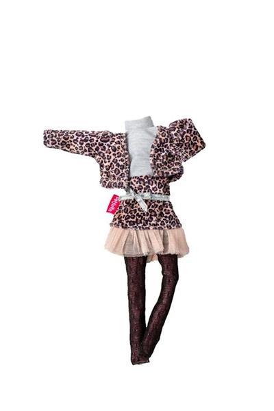 Imagen de Conjunto Leopardo Muñecas Biggers 30 Cm