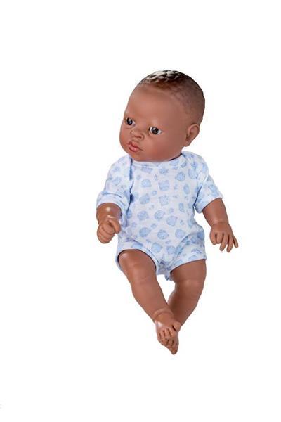 Imagen de Muñeco Africano Newborn 30 Cm