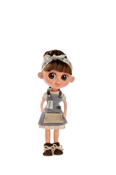 Imagen de Vestido De Tirantes Muñecas Biggers