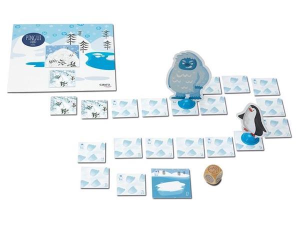 Imagen de Pingüi Land
