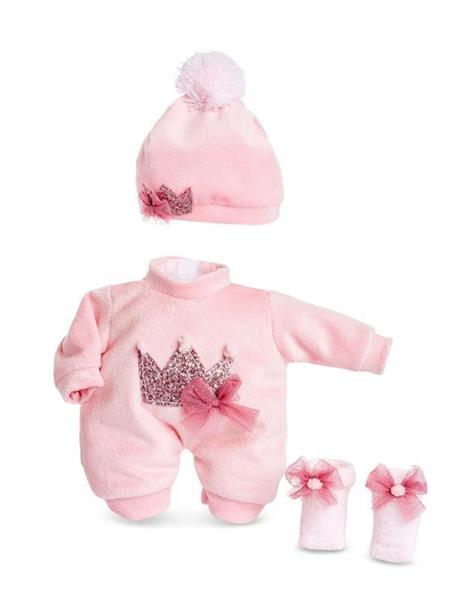Imagen de Ropa Rosa Baby Shoes En Bolsa