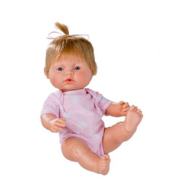 Imagen de Muñeco Europeo Newborn Body38 Cm